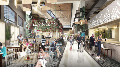 RTKL Project | Mexico Shopping Mall