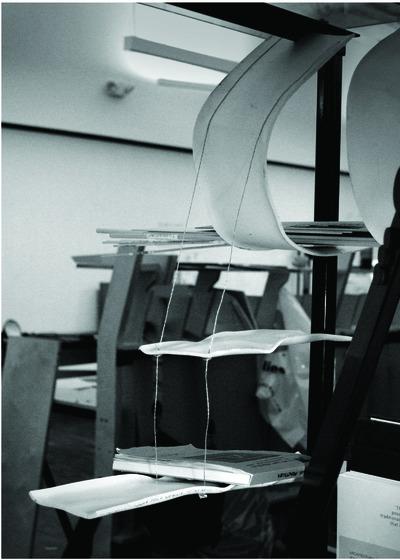 Rejectamenta - Desk Storage