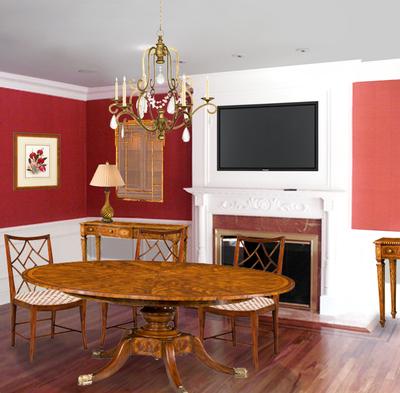 Interior Design Renderings (2013)