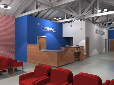 Greyhound Transit Center