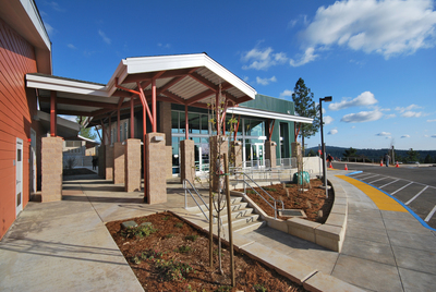 Sierra Community College - Nevada County Campus New Buildings