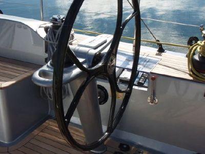 Super Yacht Helm Pedestal