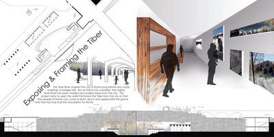 Studio 400: Exposing and Framing the Tiber
