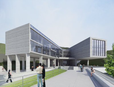 Project of Museum in Lima, Peru