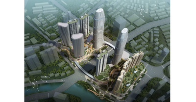 Hefei Bashang Street Mixed-use Project