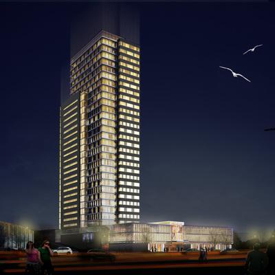 Barnaul Mall & Residences