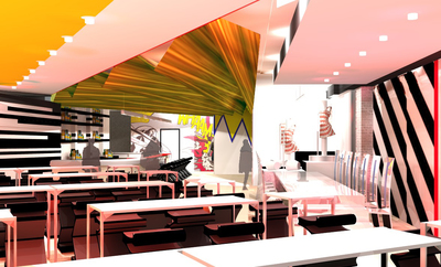 Parcel 7: Pop Art Culture and Trends, An Interpretive Center