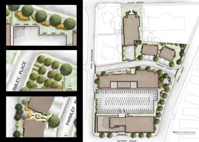 Commercial Site Plan