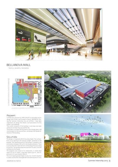 Bellanova Mall