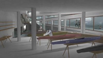 K1, Kayak Workshop & Training Facility