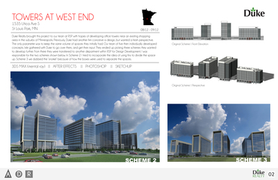 Towers at West End