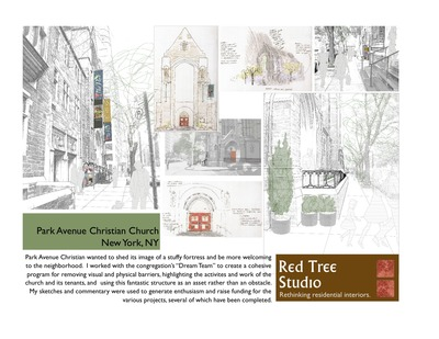 New York Church Charrette