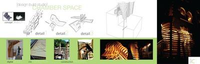 Chamber Space - Third Year Undergraduate