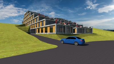 Nyarutarama House Complex
