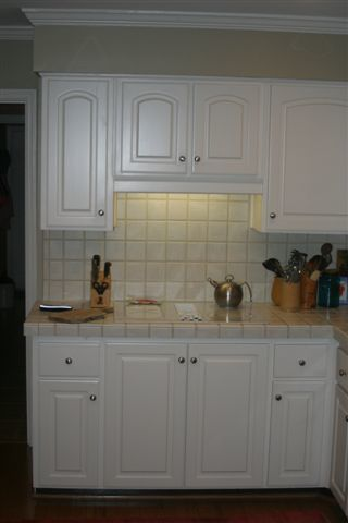 kitchen redo