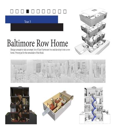 Baltimore Row Home