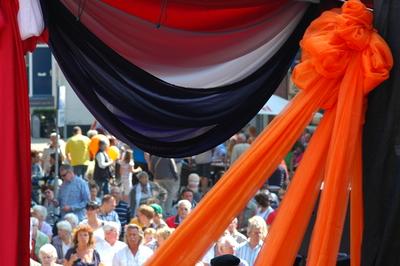 Koninginnedag - Queen's Day, Netherlands