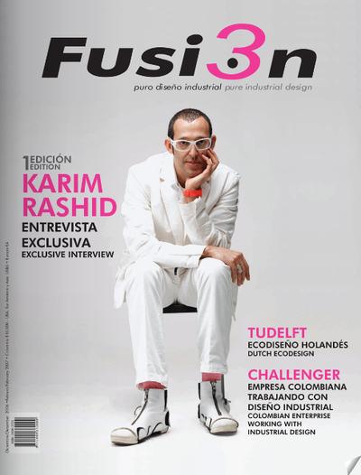 Fusion 3 Magazine