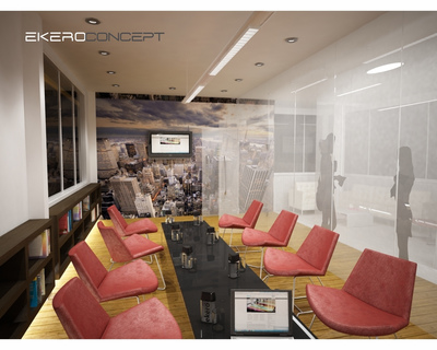EKERO CONCEPT Showroom