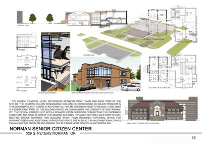 Norman Citizen center