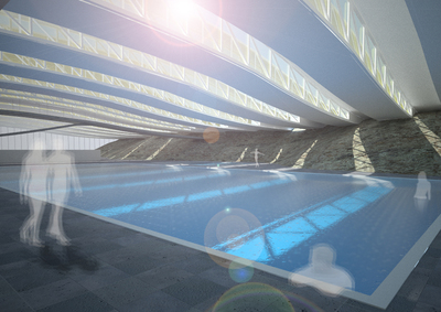 Angered Swimming pool