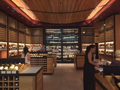 Pure Liquid Wine and Spirits - World Trade Center