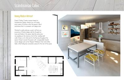 Scandinavian Cabin