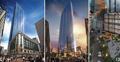 The Millennium Tower/Handel Architects