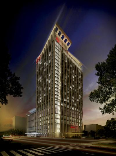 Nanjing Tianyuan Marriott Hotel Project