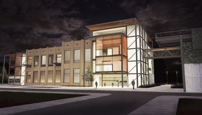 Eugene Riverfront Arts Center
