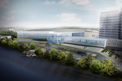 Spokane Convention Center Expansion