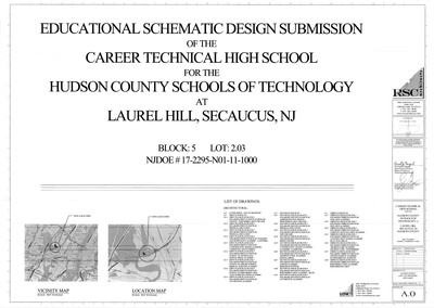 Hudson County, School of Technology