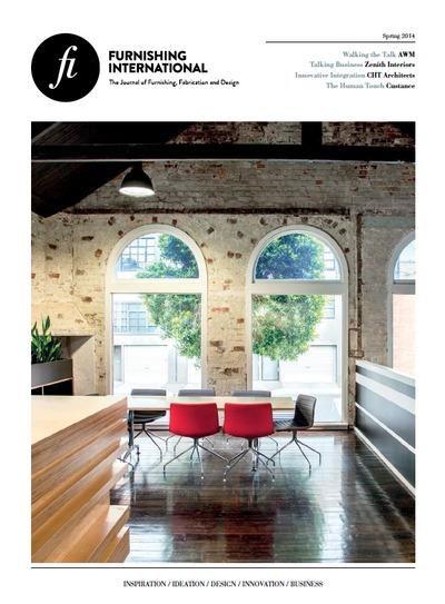 Furnishing International Cover Story