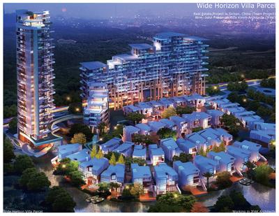 Wide Horizon Villa Parcel