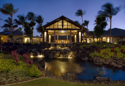 Waikoloa Kings Land Clubhouse