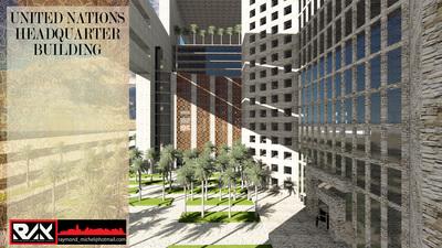 UNITED NATIONS HEADQUARTER BUILDING