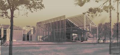 Urban Agriculture/Fermentation School {progress}