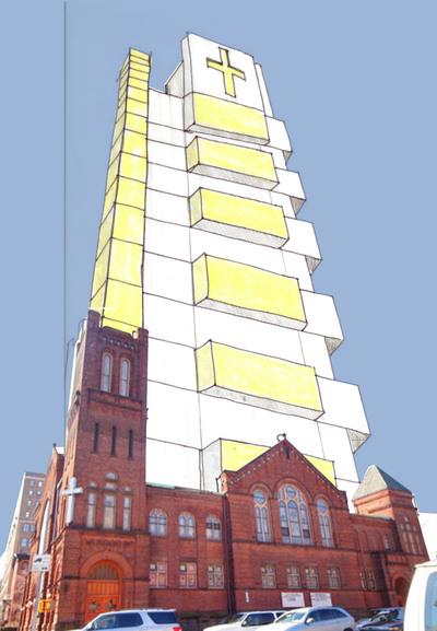Proposal for Schermerhorn and 3rd Avenue