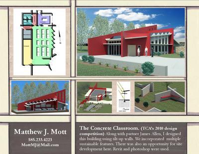 The Concrete Classroom.
