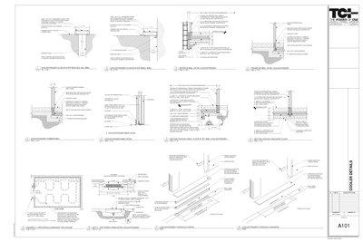 General Detail Drafting Samples