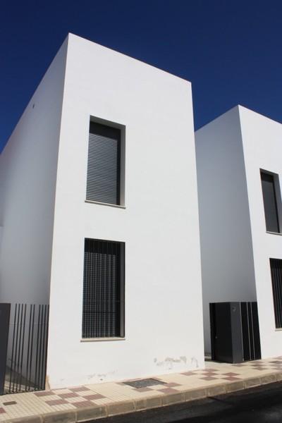 20 semi-detached social housing development