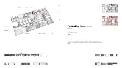 smart withus Co-Working Space Competition