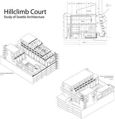 Seattle Architecture Study