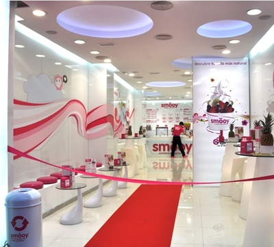 Smooy retails: India
