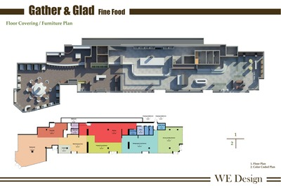 Gather & Glad Market and Restaurant