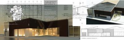 Schematic - Heritage Hall/ La Paz Community Center