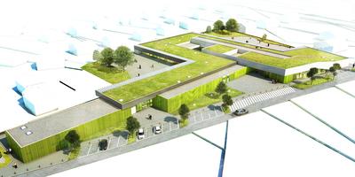 TouryValletArchitects _ School Complex