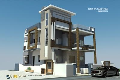 3d Home for Mr. AKSHAY JOSHI