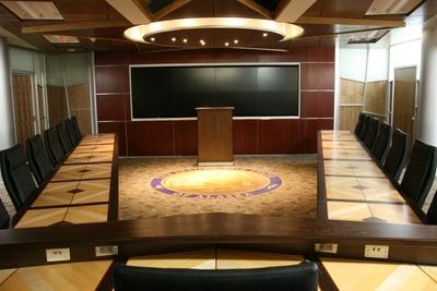 DMVA Alaska Executive conference room