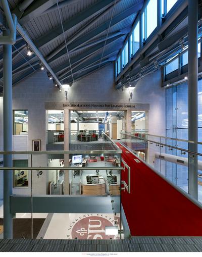 Saint Josephs University - Learning Commons